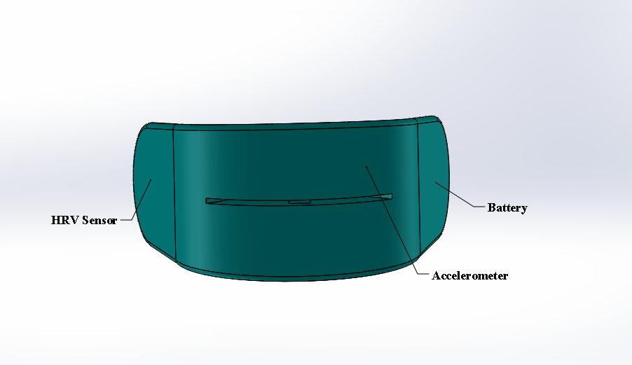 Mouthguard Front View